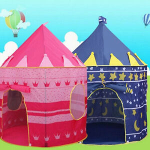 Indoor-Kids-Tent-Playtent-Castle-Play-House-Babysitter-Gift-Crawling-Infant-Room