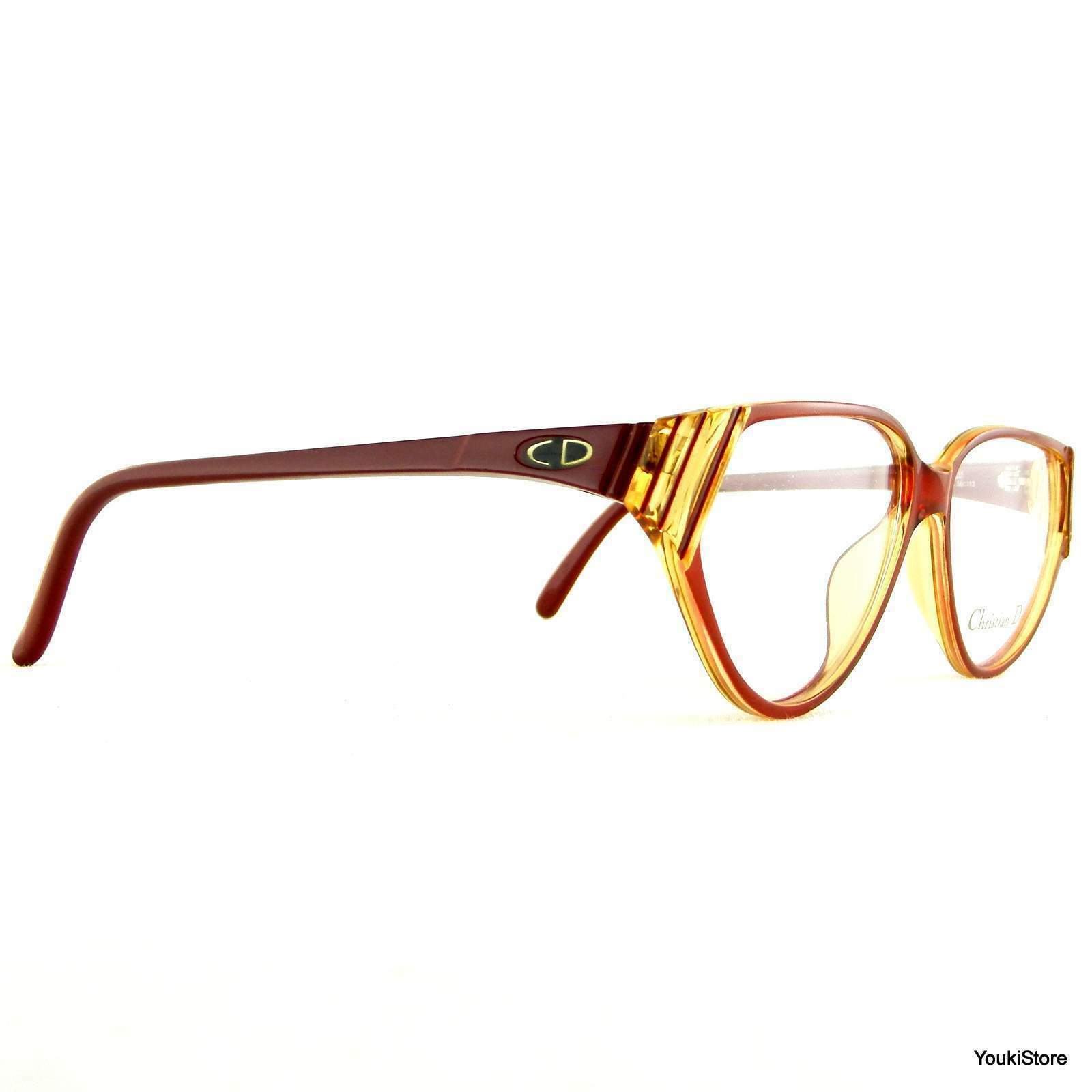 Christian DIOR Eyeglasses Vintage'80 2373 30 Optyl Made in Germany NEW-show original title