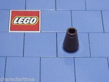Lego 4589 Cone brick brown X 8 **Brand New Lego**