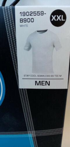 XXL Craft Cool Seamless Tee kurzarm weiß Funktionsshirt  Unterwäsche Sport Gr