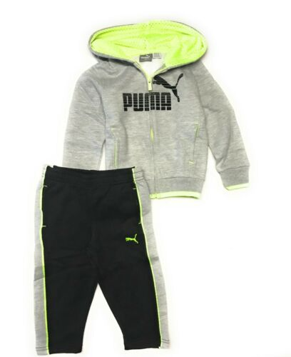 Pieces Set Hoodie and Pants Puma Boys 2