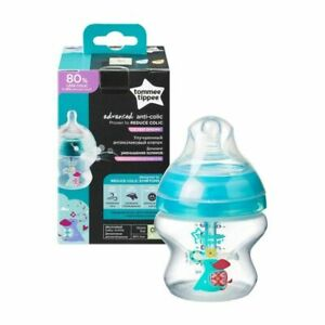 Tommee-Tippee-AAC-single-150ML-DEC-Baby-Bottle-Advanced-anti-colic-0m