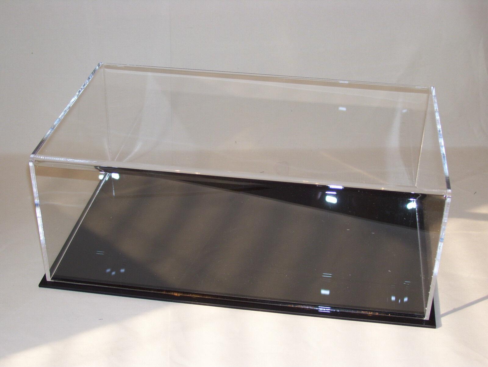 Acrylic display case 1 18  model car