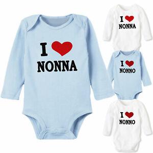 AS Roma Body Neonato I Love