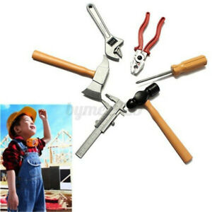 6Pcs-Children-Kids-Boy-Building-Tool-Kits-DIY-Construction-Educational-Toy-Gifts