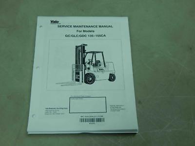 Business & Industrial Yale GC/GLC/ 030BF GC/GLC/ 030-040 AF Lift ...