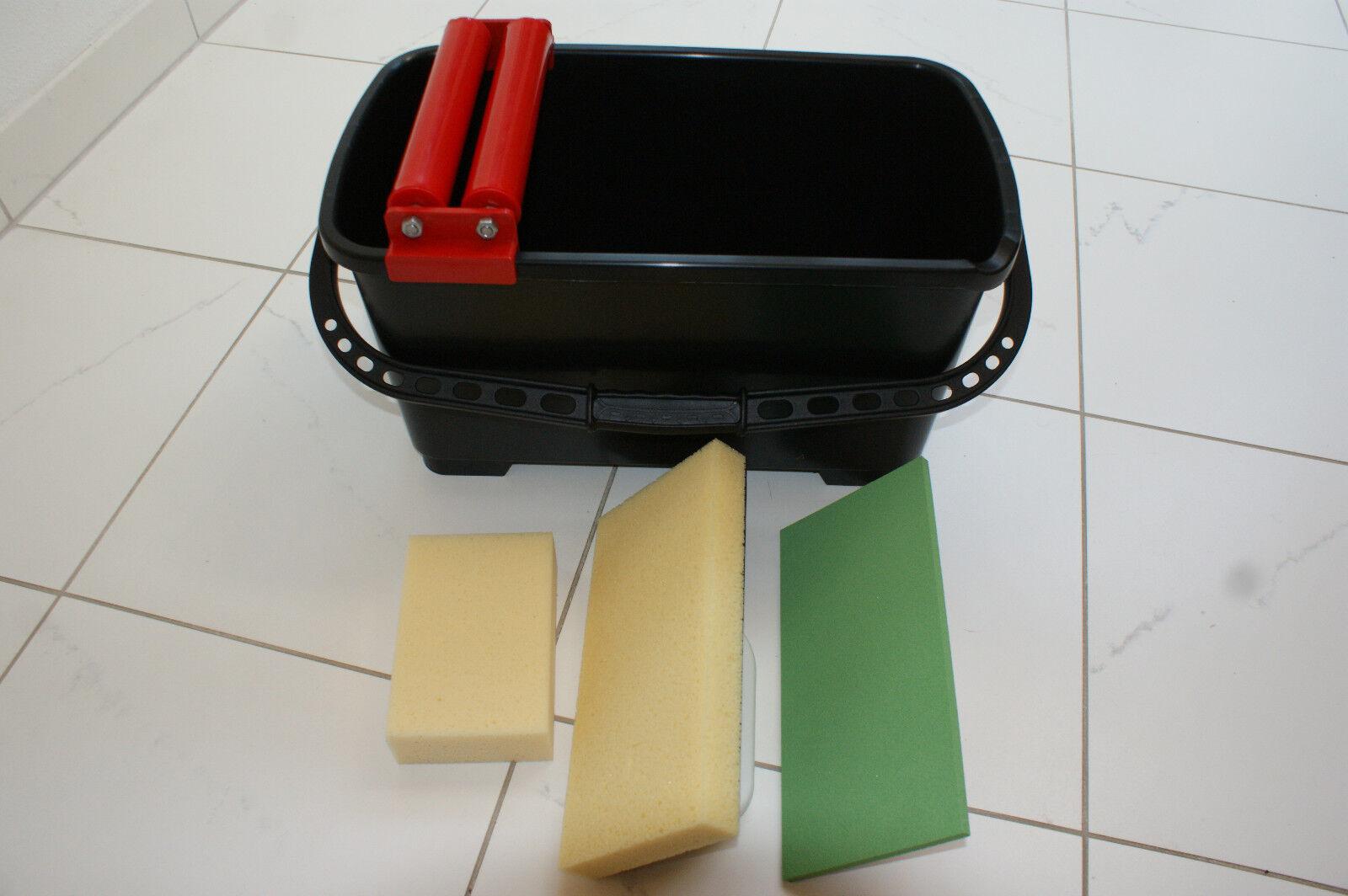 Waschbox  Raster-Schwammbrett  FugbrettSchwamm, Fliesen-Waschset 24 ltr Profi | Lassen Sie unsere Produkte in die Welt gehen  | Ausgang  | Spielzeugwelt, fröhlicher Ozean