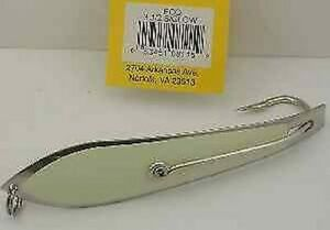 Blinker & Spoons Köder, Futtermittel & Fliegen Huntington Eco35-glo 14cm Ecolure Glühend 15158 100% Garantie