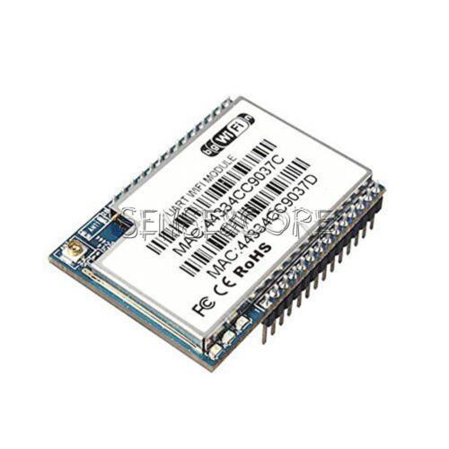 HLK-RM04 UART Serial to Ethernet to WIFI Mutual Convert WIFI Module LAN//WAN AP