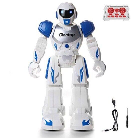 Robot Inteligente Programable A Control Remoto Camina Baila Canta Para Niños