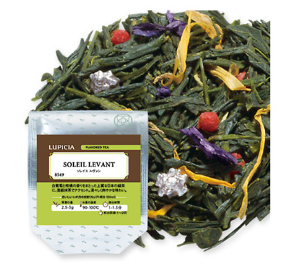 LUPICIA Green tea SOLEIL LEVANT White Grape /& Grapefruit flavor Leaf 50g Japan