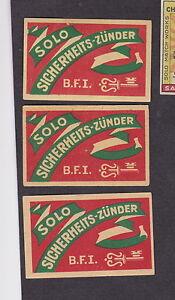 3 Anciennes étiquettes allumettes Tchécoslovaquie BN13939 Clefs eWcQl7yK-08023552-175826391