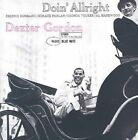Doin Allright 0724359650326 by Dexter Gordon CD