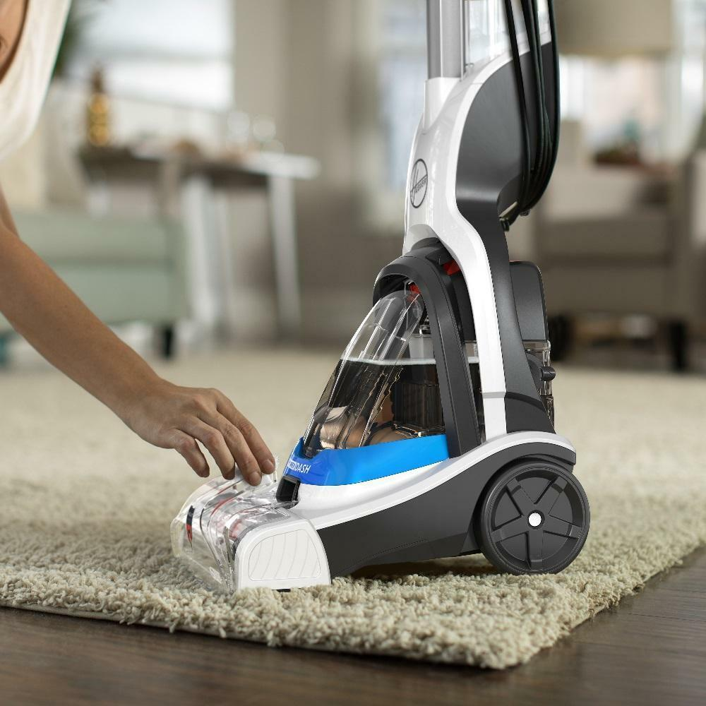carpet cleaner pet shampooer rug portable hoover area machine upholstery traffic powerdash professional compact cleaning removable