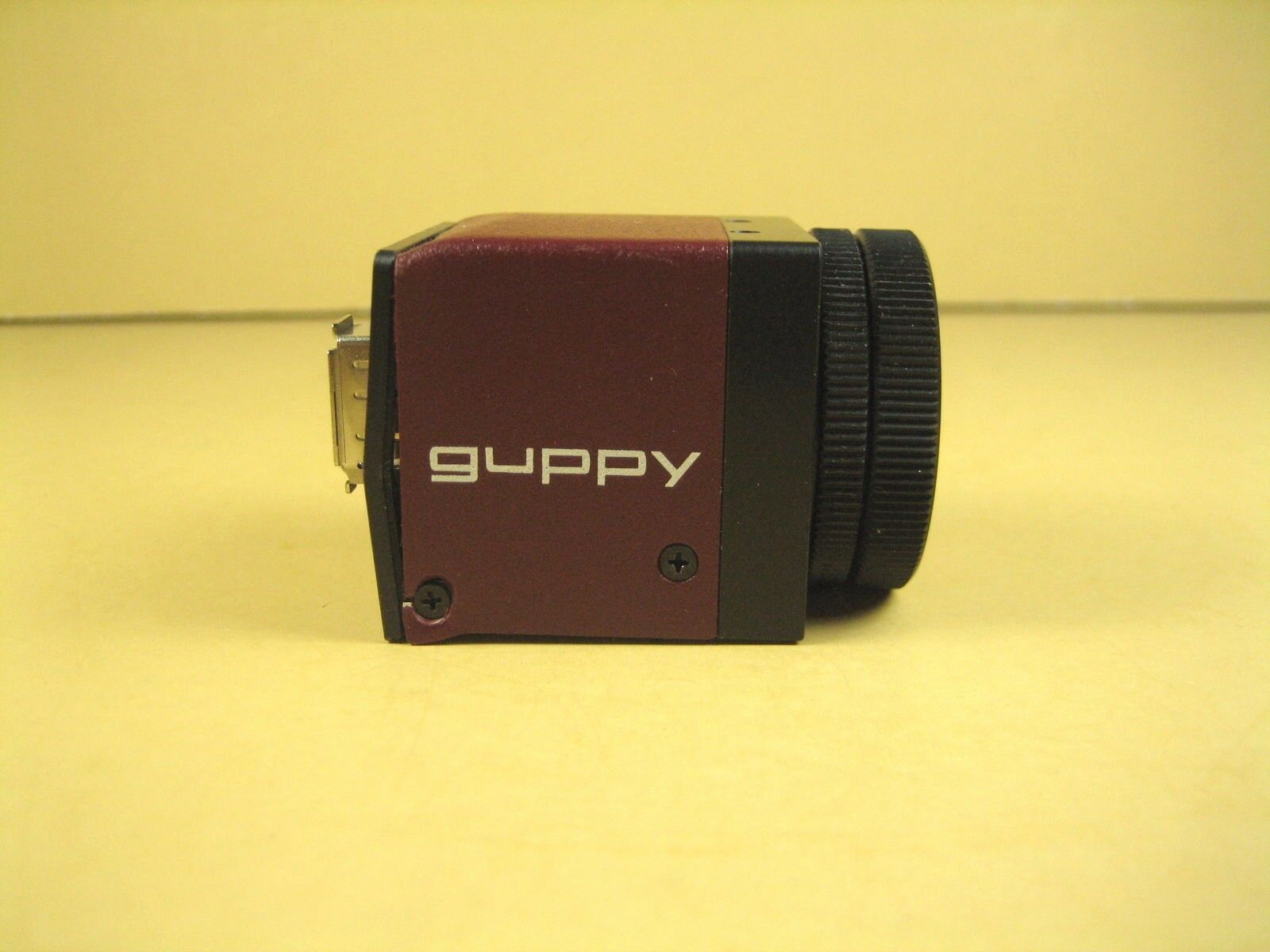 Allied Vision Guppy GF-033C IRF Camera w// Computar 5mm 1:1.4 1//2 Lens