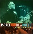 New Season Live by New Breed/Isreal (CD)