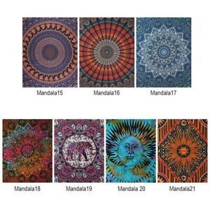 Boho-Geometric-Printing-Carpet-Picnic-Beach-Mat-Wall-SleepingBlanket-Tapestry
