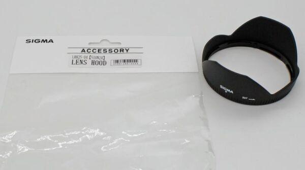 Copieux Sigma Lh825-04 Paresoleil Pour 10-20mm F4-5.6 Ex Dc Hsm Blanc Pur Et Translucide