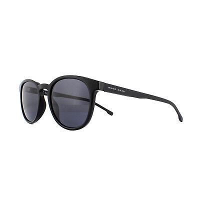 Sonderabschnitt Hugo Boss Sunglasses 0922/s 807 Ir Black Grey Blue 100% Garantie Herren-accessoires Kleidung & Accessoires