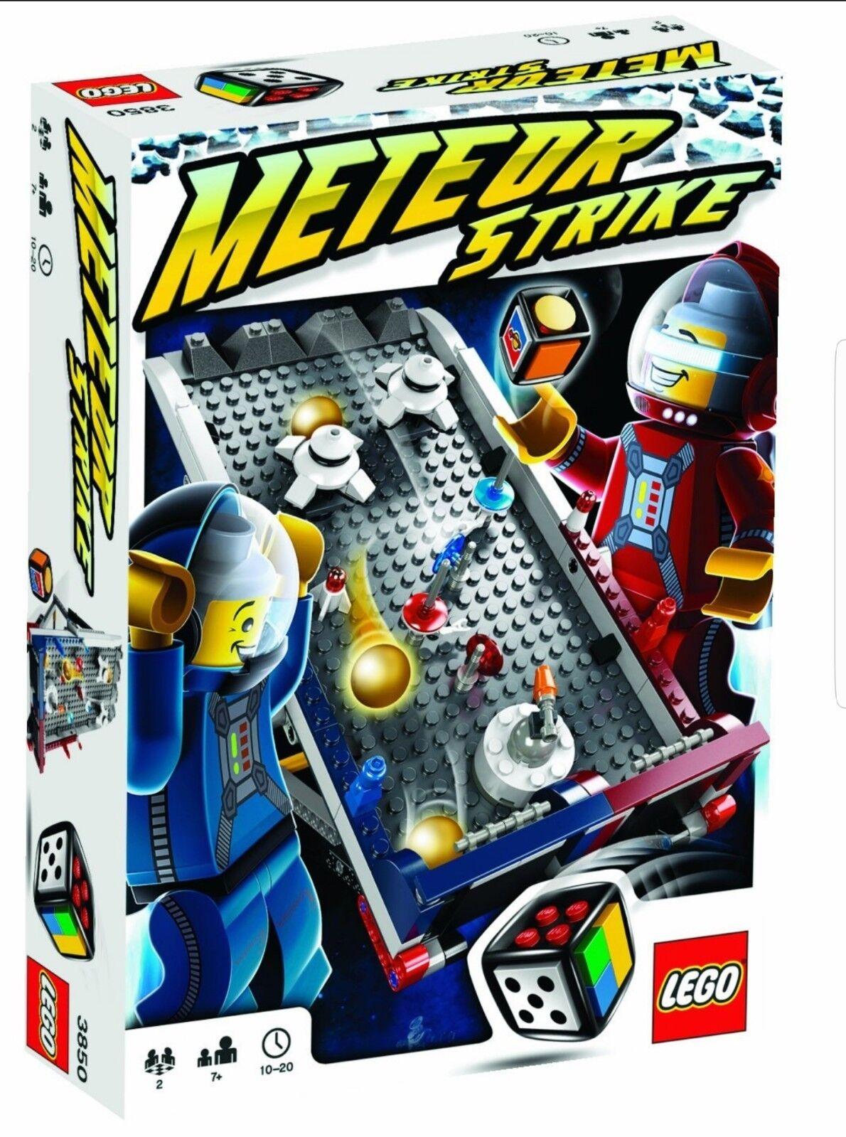 LEGO Game 3850 Meteor Strike BINB SEALED