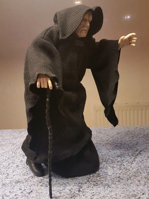 1 6 scale Star Wars EMPEROR PALPATINE12   figure 12 inch figure