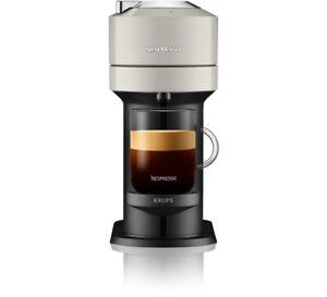 Krups Nespresso Vertuo Next XN910B 1500W Kapselmaschine - Hellgrau, Schwarz