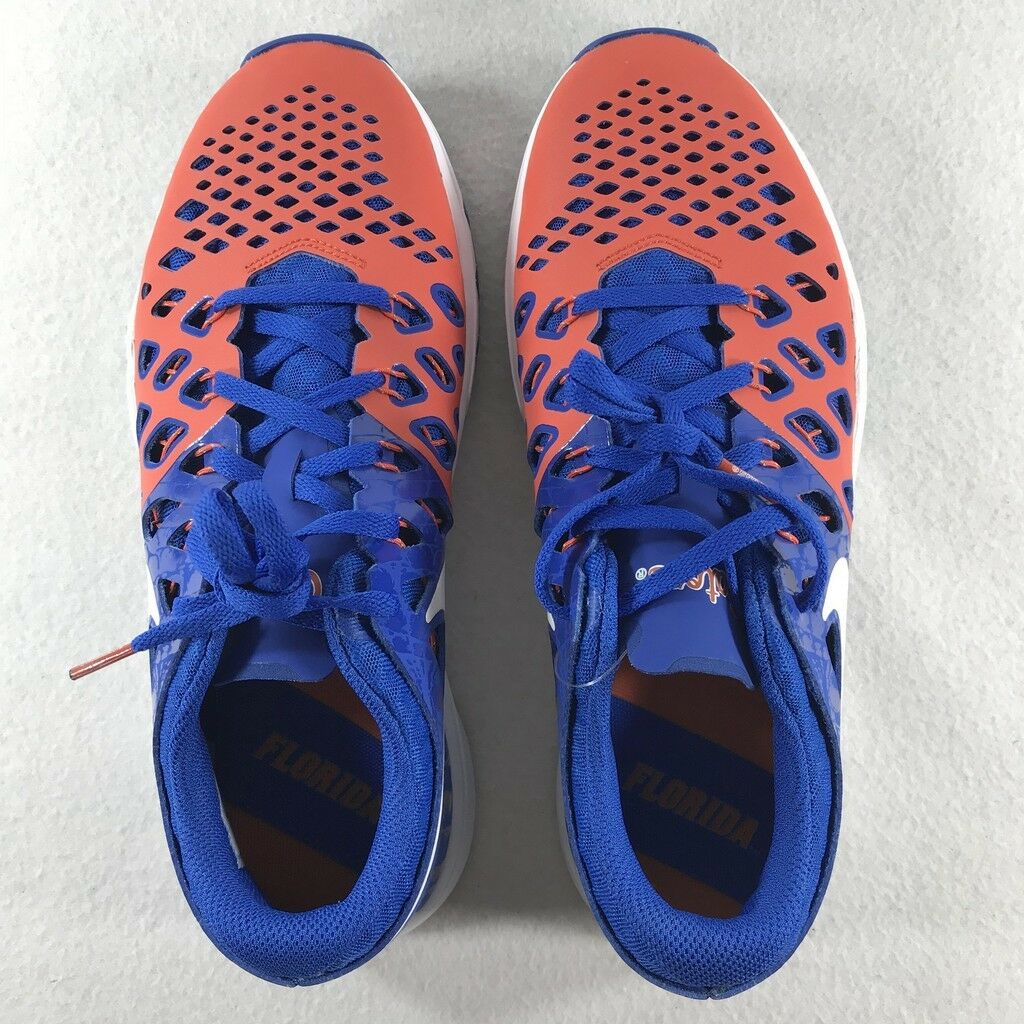 Nike Florida Gators Speed Train Speed Gators 4 AMP Week Zero Training Shoes Blue Multi Sz New 63d34e