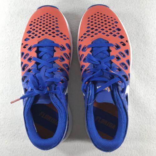 de 4 Train Zapatillas Nuevo Nike Amp Gators Speed Florida Week entrenamiento Zero Sz Multi Blue zqxawBpA