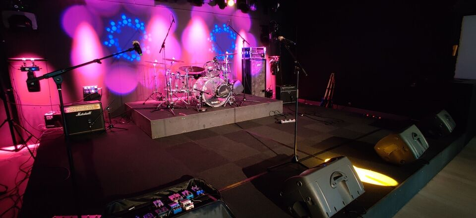 Trommesæt, Pearl Crystal Beat Rock configuration