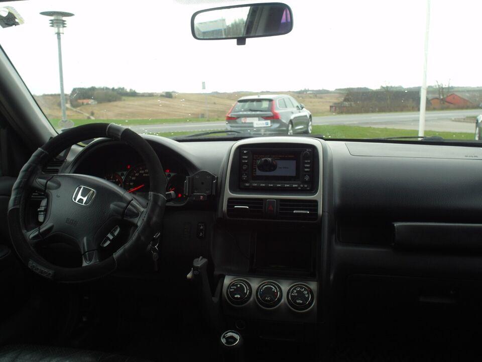 Honda CR-V 2,2 i-CTDi Executive Van Diesel modelår 2006
