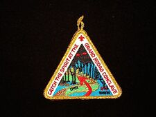 BOY SCOUT  OA EC3  1994 CONCLAVE  MYLAR BORDER PP   WISC  / ILL.