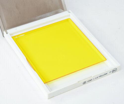 COKIN P 001 1//3 Amarillo Estuche