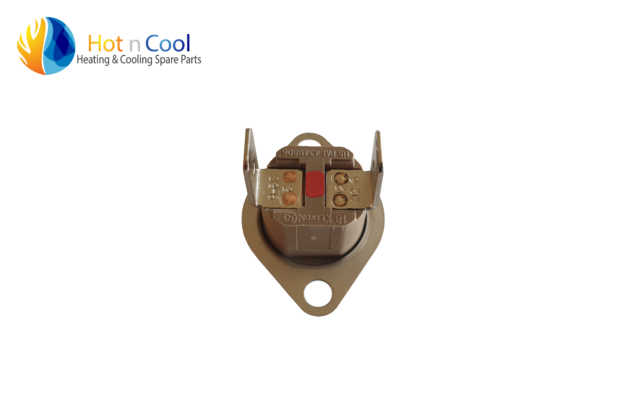 Genuine Brivis Gas Heater Overheat Switch 90 Deg C #B009361 Units after 12/1998