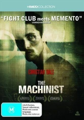 1 of 1 - The Machinist (DVD, 2005)