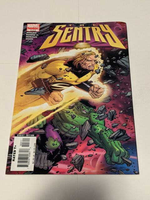 The Sentry #3 January 2006 Marvel Comics