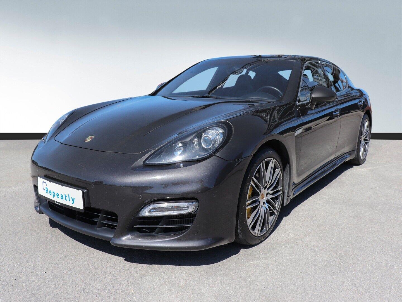 Porsche Panamera Turbo - PDK