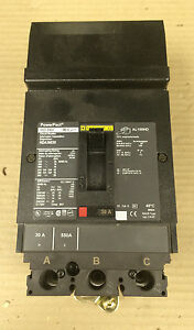 H Frame Square D Circuit Breakers -Southland Electrical Supply
