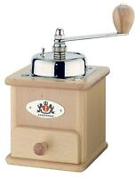 Zassenhaus Brasilia Manual Coffee Mill Grinder, Varnished Beech Made In Germany on sale