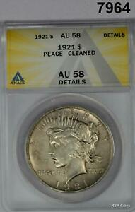 1921-PEACE-SILVER-DOLLAR-ANACS-CERTIFIED-AU58-CLEANED-7964