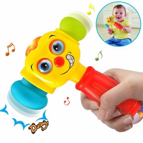 Baby-Spielzeug für 12-18 Monate lustige Veränderbare Hammer mit Multifunktions