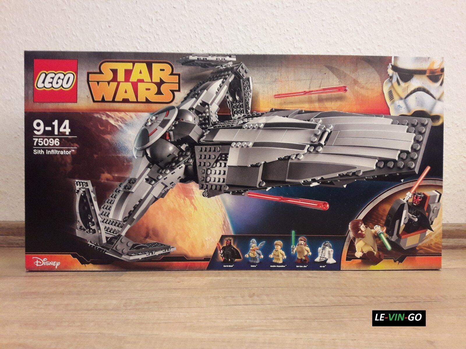 LEGO® LEGO® LEGO® Star Wars 75096 Sith Infiltrator™ Neu 955e43