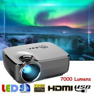7000-Lumens-Multimedia-HD-1080P-3D-LED-Home-Cinema-Projector-HDMI-VGA-USB-RGB-SG