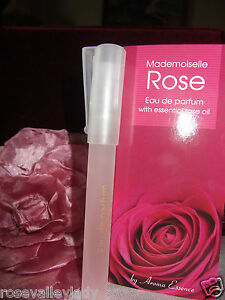 5718d83c48f Eau De Perfume MADEMOISELLE Rose with natural rose oil from Rose ...