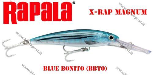 Rapala X-Rap Magnum  XRMAG30 Different colors 72 g 16cm
