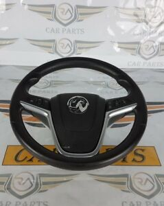 VAUXHALL-INSIGNIA-MK1-2008-2013-2-0-CDTI-STEERING-WHEEL-WITH-AIRBAG-13316547