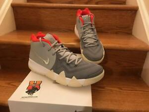 a37d1bc1b Nike Kyire 4 ID Air Yeezy 2 Wolf Grey Glow in the Dark Size 11.5