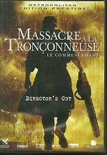 DVD - MASSACRE A LA TRONCONNEUSE avec JORDANA BREWSTER ( HORREUR )