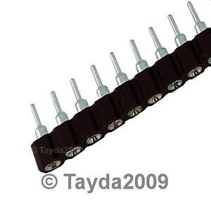5-x-40-Pin-DIP-SIP-IC-Sockets-Adaptor-Solder-Type-FREE-SHIPPING