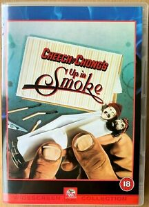 Up in Smoke DVD 1978 Cult Cheech and Chong Stoner Movie Comedy Classic