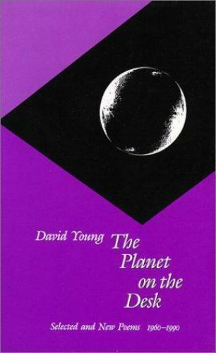 The Planet on the Desk : Selected and New Poems, 1960-1990  (ExLib)